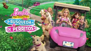 Barbie y sus hermanas en la búsqueda de perritos