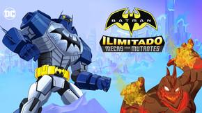 Batman ilimitado: Mecas versus Mutantes