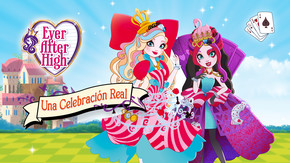 Ever After High: una celebración real