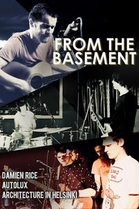 From The Basement: Damien Rice, Autolux, Architecture In Helsinki