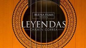 Leyendas: Chamín Correa