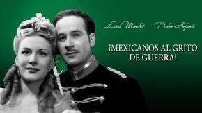 ¡Mexicanos al grito de guerra!