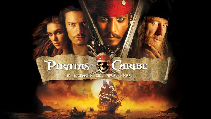Piratas del Caribe: La maldición del Perla Negra