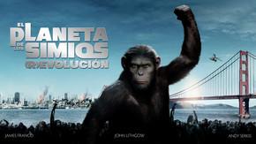El planeta de los simios (R)evolución