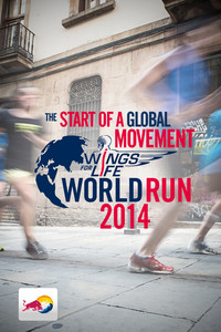 The Start of a Global Movement: Wings for Life World Run 2014