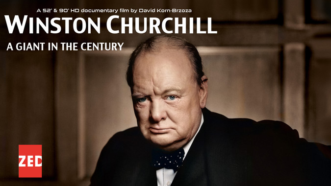 Winston Churchill, A Giant in the Century